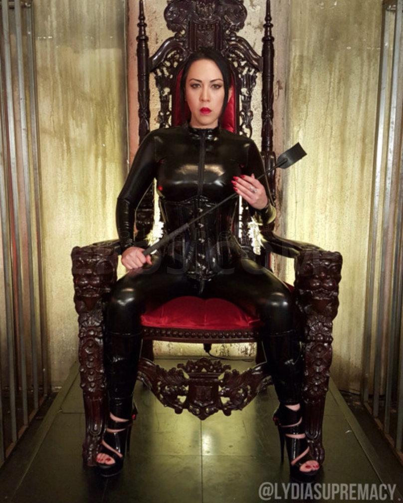 Asian Goddess Lydia Supremacy