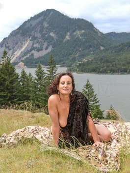 River Goddess -- Erotic Beauty