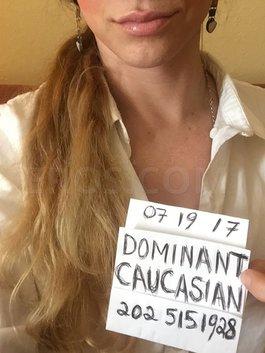 TS Dominant Caucasian Beauty